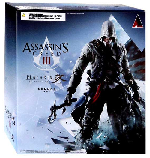Square Enix Assassin's Creed III Liberation Play Arts Kai...