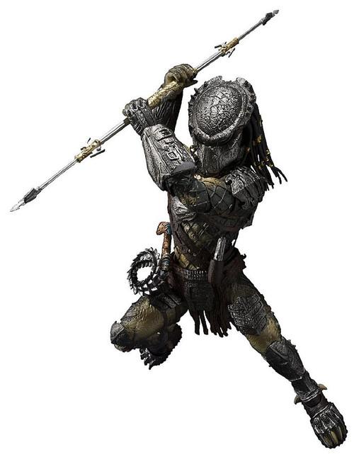 Bandai Alien vs Predator S.H. MonsterArts Predator Wolf A...