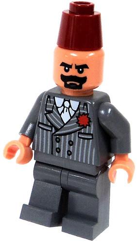 Lego Indiana Jones Kazim Minifigure [Loose]