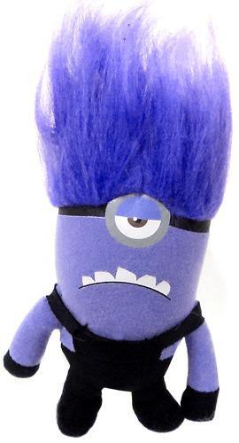 Toy Factory Despicable Me 2 Evil Minion Stuart 10-Inch Pl...