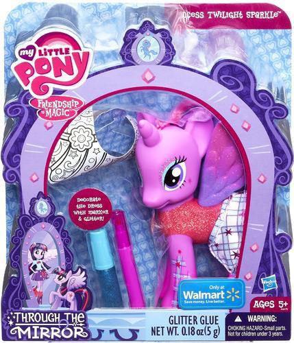 Hasbro My Little Pony Friendship is Magic Through the Mir...