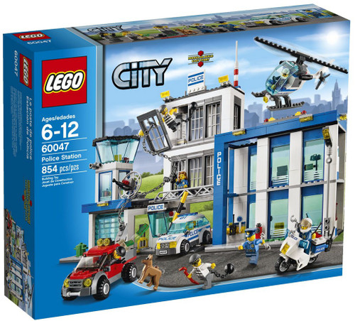 Lego City Police Station Set #60047