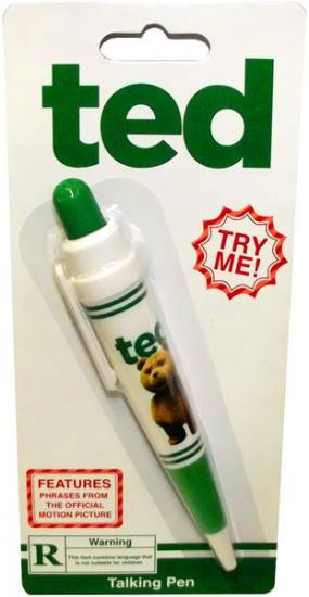 Commonwealth Ted Movie Ted Talking Pen [PG]