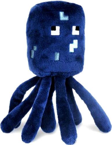 Jazwares Minecraft Baby Animals Squid Plush