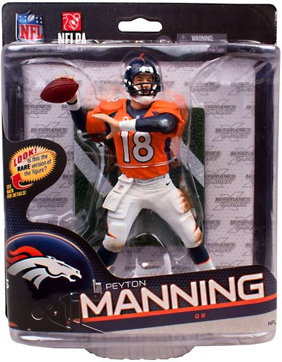 McFarlane Toys NFL Football Series 15 Manning Collector ...