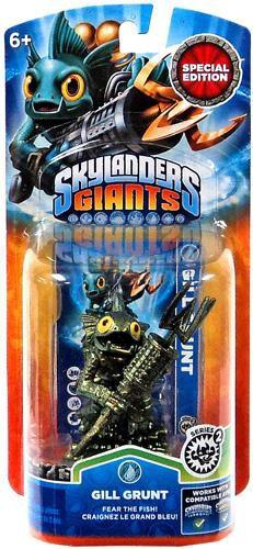 Activision Skylanders Giants Special Edition Gill Grunt F...