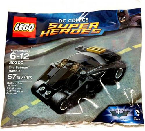 Lego DC Universe Super Heroes The Batman Tumbler Mini Set...