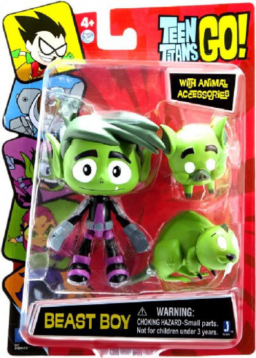 Teen Titan Toy : Teen titans go beast boy action figure jazwares toywiz