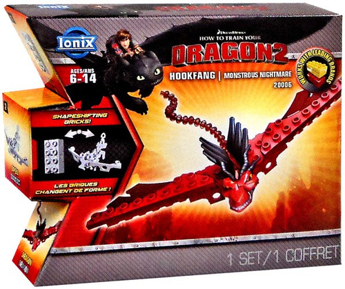 Spin Master How to Train Your Dragon 2 Ionix Hookfang Mon...