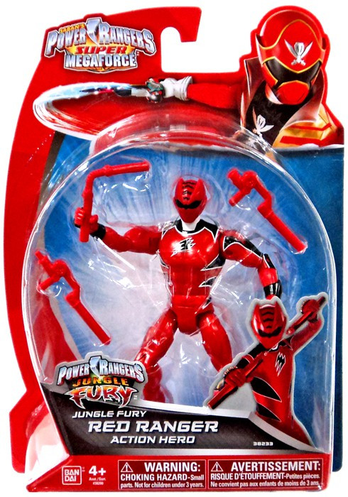 Power rangers super megaforce jungle fury red ranger - Power rangers megaforce jungle fury ...