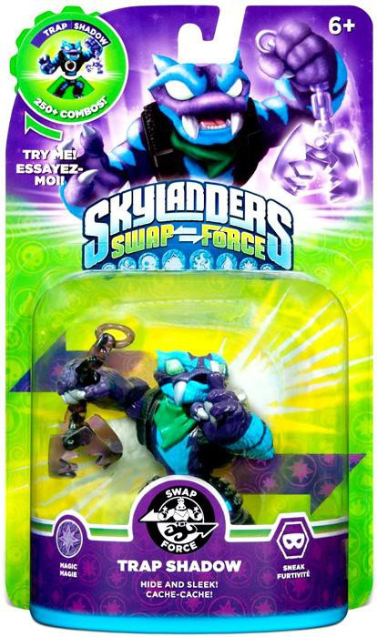 Activision Skylanders Swap Force Swappable Trap Shadow Fi...
