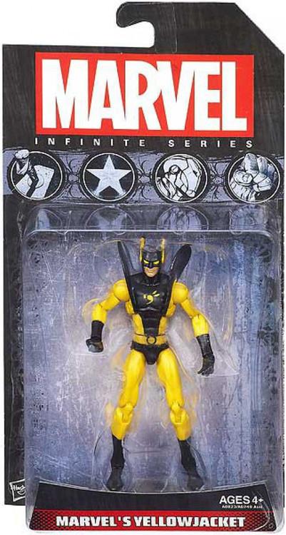 Hasbro Avengers Infinite Series 2 Marvel's Yellowjacket A...