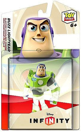 Toy Story Disney Infinity Buzz Lightyear Exclusive Game F...