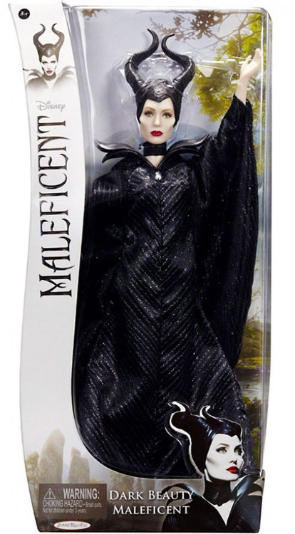 Disney Dark Beauty Maleficent 12-Inch Doll
