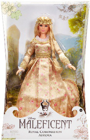 JAKKS Disney Maleficent Enchanted Collector Royal Coronat...