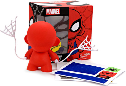 KidRobot Marvel MunnyWorld Mini Munny Series 2 Spider-Man...