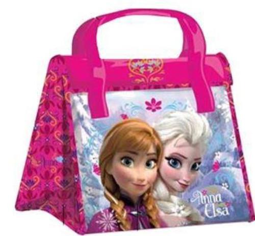 Zak Designs Disney Frozen Anna & Elsa Lunch Tote