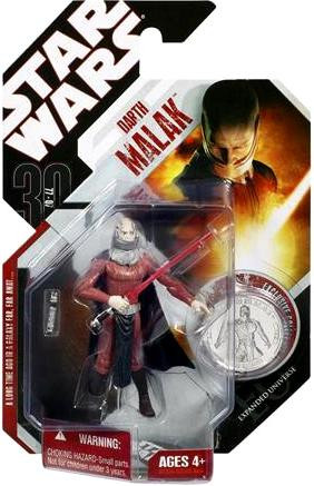 Hasbro Star Wars Expanded Universe 30th Anniversary 2007 ...