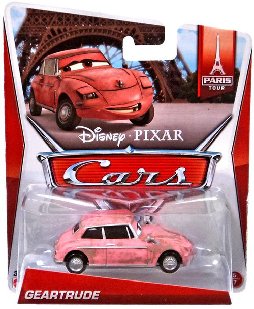Disney Cars Geartrude Diecast Car #5