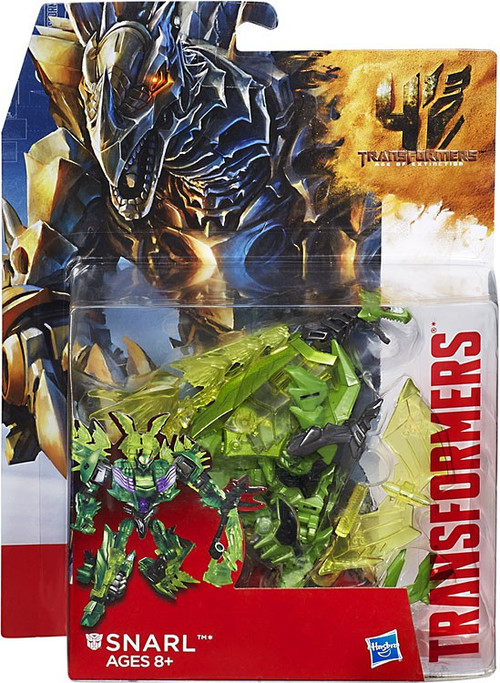 Hasbro Transformers Age of Extinction Generations Snarl D...