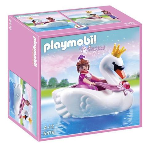 Playmobil Princess With Swan Boat Set 5476 Toywiz