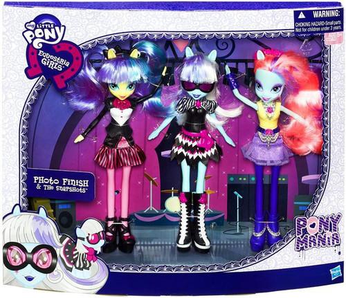 Hasbro My Little Pony Equestria Girls Ponymania Photo Fin...