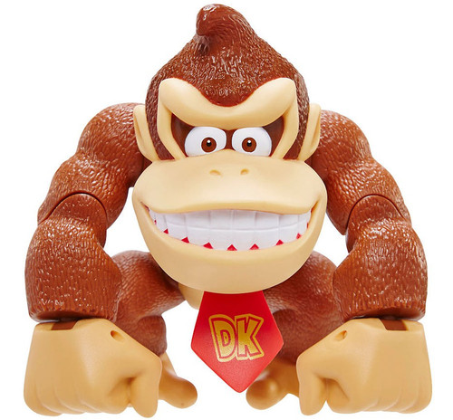 World of Nintendo Donkey Kong Country Tropical Freeze Don...