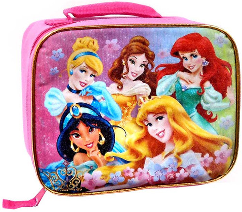 Disney Princesses Lunch Bag [Insulated]