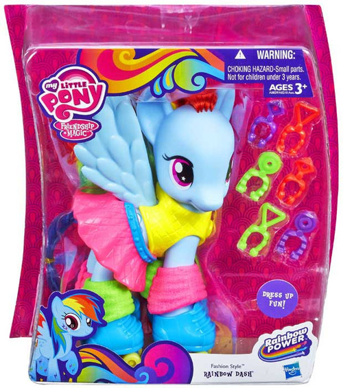 My Little Pony Friendship Is Magic Rainbow Power Rainbow