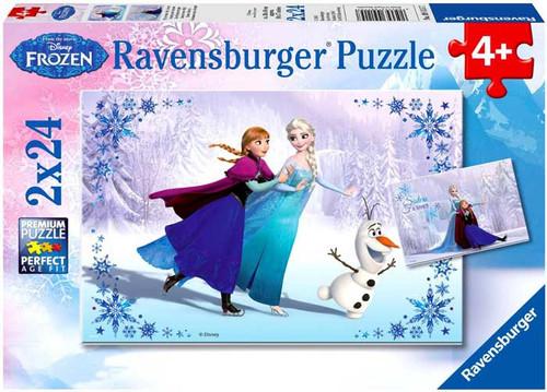 Ravensburger Disney Frozen Sisters Always Puzzle [2x24 Pi...