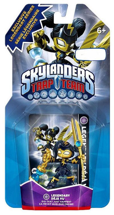 Activision Skylanders Trap Team Legendary Deja Vu Exclusi...