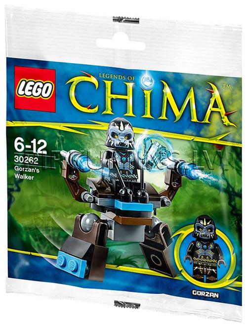 LEGO Legends of Chima Gorzans Walker Mini Set 30262 Bagged