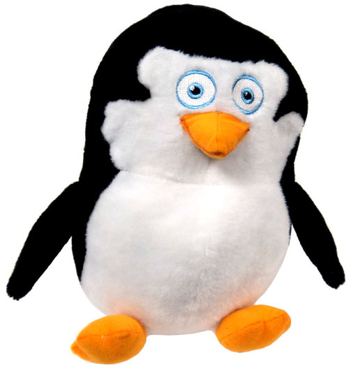 Toy Factory The Penguins of Madagascar Baby Skipper 10-In...