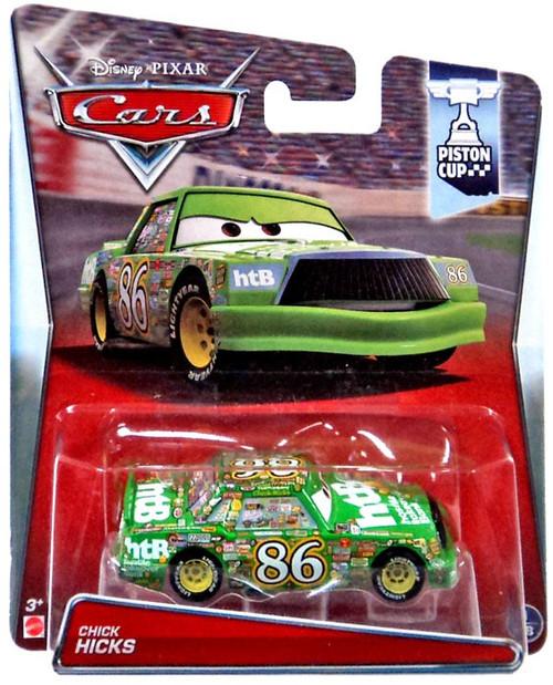 Mattel Disney Cars Chick Hicks Diecast Car #1/18