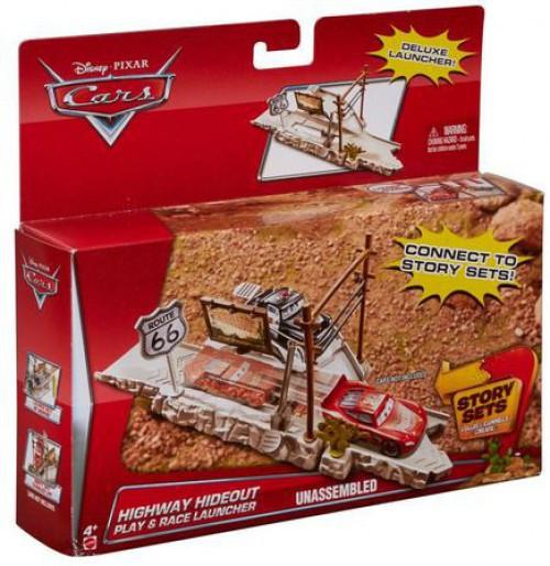 Mattel Disney/Pixar Cars Route 66 Speed Trap Launcher