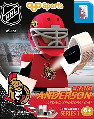 OYO Sportstoys NHL Generation 1 Series 1 Craig Anderson Minifigure
