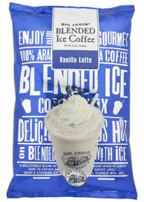 Blended Iced Coffee Mix - Vanilla Latte