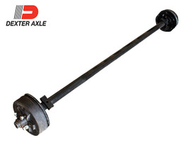 Copy of 3.5k Dexter Trailer Axle - 3500 lb Electric Brake 5 lug