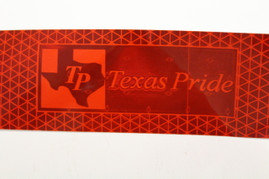 DOT Tape - Texas Pride - Per Foot