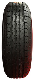 Contender 15 Inch 10 ply Radial Trailer Tire - ST 225/75R15 - Load Range E