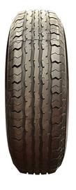 Contender 15 Inch 6 ply Radial Trailer Tire - ST 205/75R15 - Load Range C