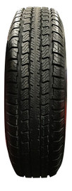 Provider 15 Inch 6 ply Radial Trailer Tire - ST 205/75R15 - Load Range C