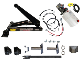 Dump Trailer Hydraulic Scissor Hoist / Lift Kit - 6000 lb - PH310