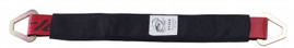 """Snappin Turtle 24"""" Long Axle Strap With Sleeve - (10,000 Lb Capacity)"""
