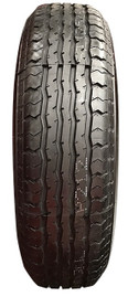 Contender 13 Inch 6 ply Radial Trailer Tire - ST 175/80R13 - Load Range C