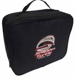 """Snappin Turtle Tie Down/Ratchet Strap Wire Frame Bag- (8""""x10""""x5"""")"""