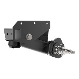 """Timbren Axle-Less Trailer Suspension With 4"""" Lift Spindle - (3,500HD)"""
