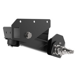 """Timbren Axle-Less Trailer Suspension With 4"""" Lift Spindle - (5,200 lb Capacity)"""