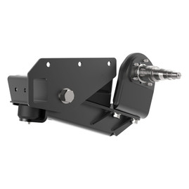 """Timbren Axle-Less Trailer Suspension With 4"""" Drop Spindle - (5,200 lb Capacity)"""