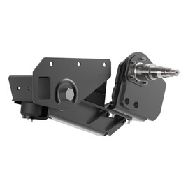 """Timbren Axle-Less Trailer Suspension With 4"""" Drop Spindle - (7,000 lb Capacity)"""